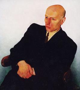 Portret van Henk Meijer (1884-1970)