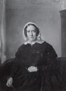 Portret van Sabina Henriette Stutterheim (1794-1857)