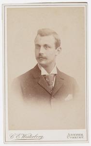 Portret van Hubert Willem van Asch van Wijck (1867-1935)