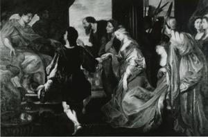 De edelmoedigheid van Scipio
