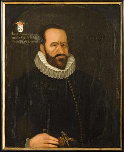Portret van Jacob Schimmelpenninck van der Oye (1547-1605)