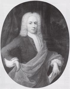 Portret van Carel Zegers ( -1737)