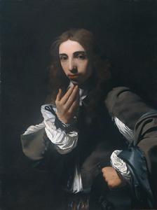 Portret van Jeronimus Deutz (1622-1681)