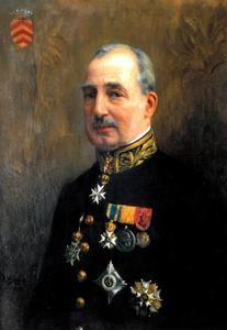 Portret van Arthur Eduard Joseph van Voorst tot Voorst (1858-1928)