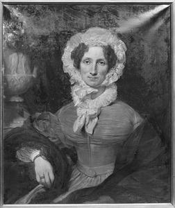 Portret van Henrietta Clasina Thooft (1790-1846)