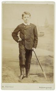 Portret van Pieter Johannes Douwes Dekker (1871-1926)