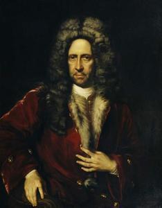 Portret van Guido Graf von Starhemberg (1657-1737)