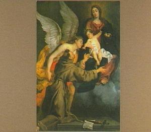 Visioen van de Heilige Franciscus van Assis