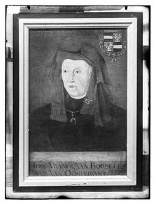 Portret van Frank van Borselen (?-1470)