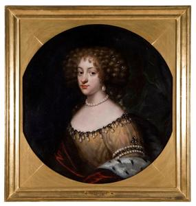 Portret van Prinses Anna Sophie van Denemarken (1647-1717)