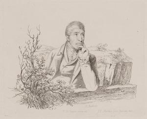 Portret van Pieter Pietersz. Barbiers (1749-1842)