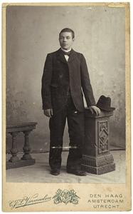 Portret van Meindert de Jong (1883-1950)