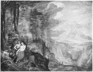 Cephalus en Procris  (Ovidius, Metamorphosen VII: 795-866)