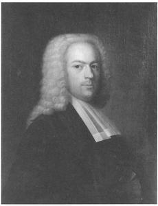 Portret van Epeus Wielinga (1702-1773)