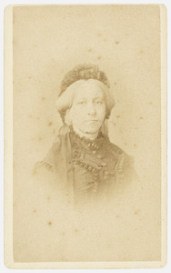Portret van Johanna Benjamina van Rappard (1815-1903)