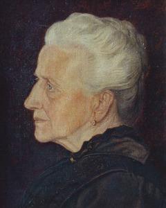 Portret van een persoon genaamd Helene Emma Laura Juliana Muller (1869-1939)