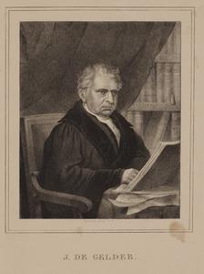 Portret van Jacob de Gelder (1765-1848)