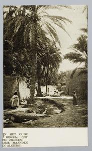 In het oude Biskra, Algiers