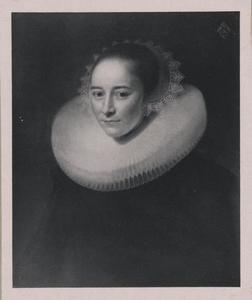 Portret van Reyniera van Schayck ( -1640)