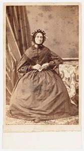 Portret van Catharina Magdalena Moll (1787-1867)