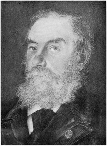 Portret van Dirk de Loos (1834-1908)