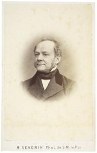 Portret van Pieter Mijer (1812-1881)