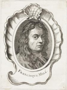 Portret van Jean François Millet (1642-1679)