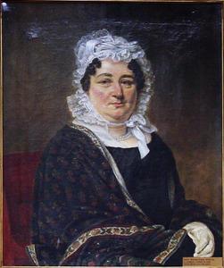 Portret van Agatha Theodora Stijger (1768-1829)