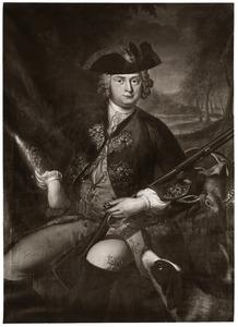 Portret van Coenraad Jan van Zuylen van Nievelt (1716-1767)