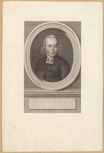 Portret van Allard Hulshoff (1734-1795)
