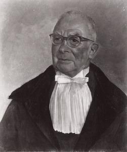 Portret van Albertus Anton Johan van Egmond (1887-1969)
