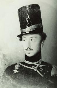Portret van Willem Jan van der Goltz (1798-1863)