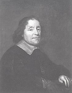 Portret van Daniel Heinsius (1580-1655)