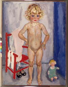 Kinderportret (Liesje)