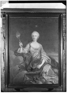Portret van Bridget Cottrell (1709-1802)