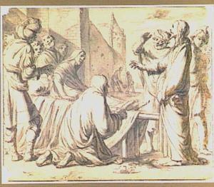 Opwekking van de jongeling van Naïn (Lucas 7:11-17)