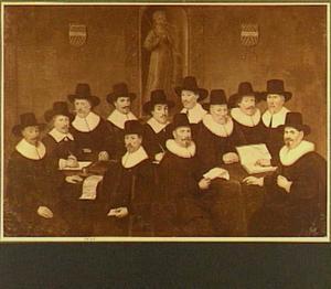 Burgemeester en schepenen van Maassluis, 1646