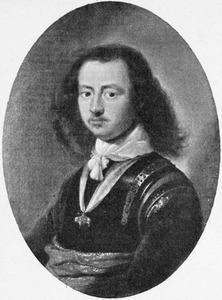 Portret van Valdemar Christian (1622-1656)