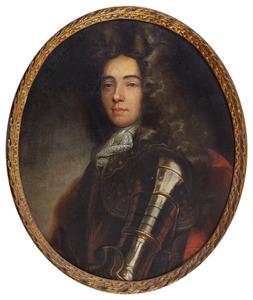 Portret van Nicolaas Ferdinand van Kretschmar ( 1681-1703)