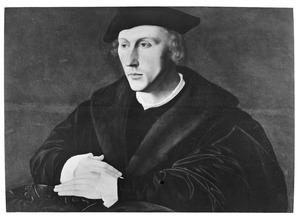 Portret van Joris van Egmond (....-1559)