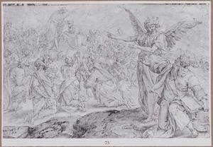 De zoon van God kroont de menigte op de berg Sion (2 Esdras 2:42-48)