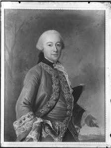 Portret van Ocker Gevaerts (1735-1807)