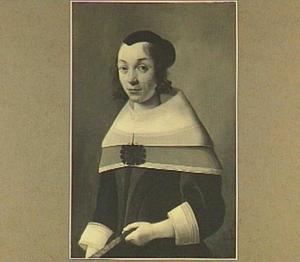 Portret van Sophia Lieftingh (1637-1733)