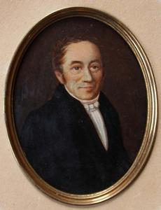 Portret van Ryck van Prehn (1779-1843)