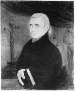 Portret van Gerardus Wilhelmus Ootmar (1778-1847)
