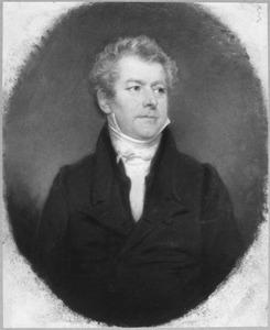 Portret van Jonkheer Everard van Weede (1775-1844)