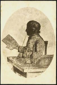 Portret van Cornelis Jacobsz. Honig (1745-1817)