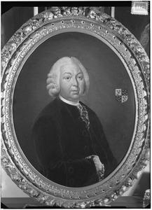 Portret van Hugo Cornets de Groot (1709-1777)