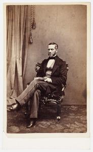 Portret van Edward van Lynden (1812-1890)