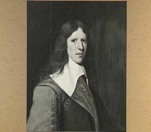 Portret van een officier uit het geslacht Van Sminia